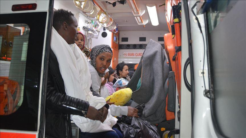 Didim'de 83 sığınmacı kurtarıldı!