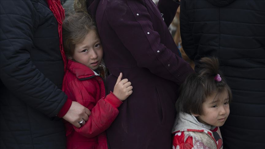 Sığınmacı çocuklar Avrupa sınırında 'ağır travmaya' maruz kalıyor