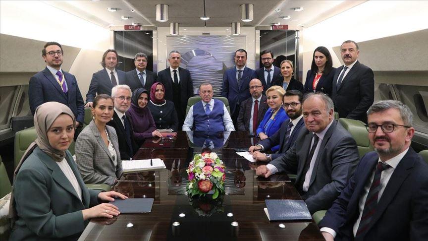 Cumhurbaşkanı Erdoğan: Rejimin olası ihlal ve saldırılarına karşı her an teyakkuz halinde olacağız