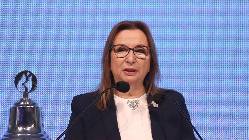 Ticaret Bakanı Ruhsar Pekcan: Kadın kooperatiflerimize bir sürprizimiz olacak