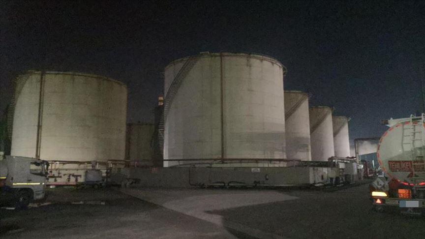 Konya ve Mersin'deki operasyonlarda 5,2 milyon litre kaçak akaryakıt ele geçirildi