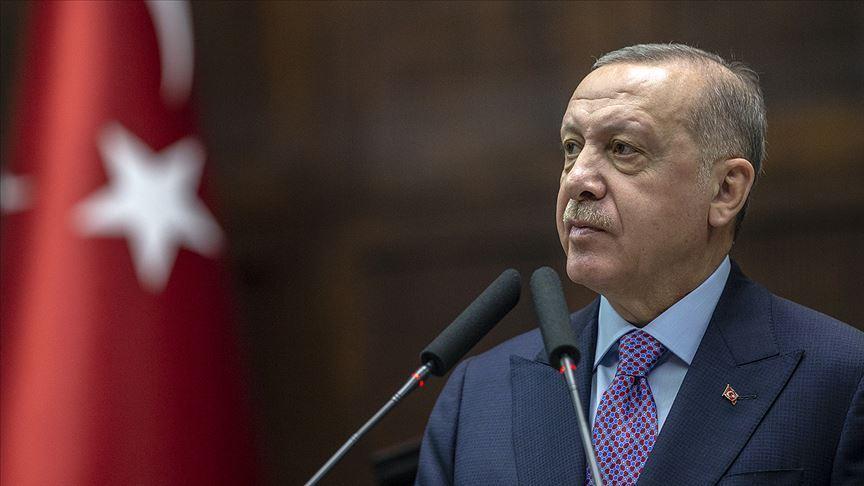 Cumhurbaşkanı Erdoğan, BIO Türkiye Ödül Töreni'ne mesaj gönderdi