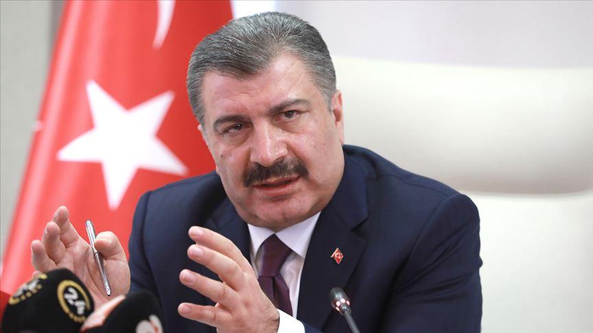 Koca: Türkiye'de şu ana kadar tespit edilen bir koronavirüs vakası bulunmuyor