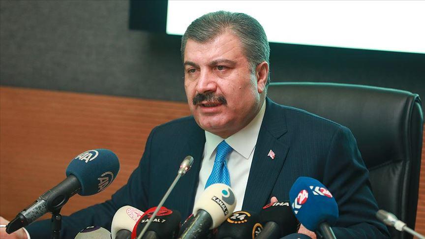 Bakan Koca: Türkiye'de koronavirüs salgını olma ihtimali çok yüksek
