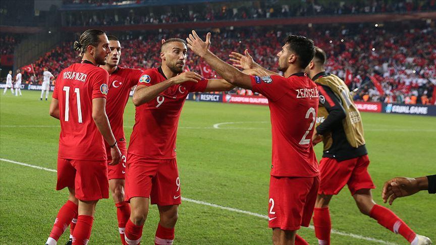 Slovenya-Türkiye hazırlık maçı seyircisiz oynanacak!