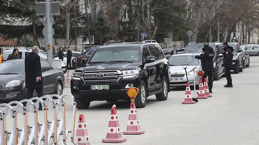 Türk ve Rus askeri heyetleri Ankara'da ikinci kez toplandı
