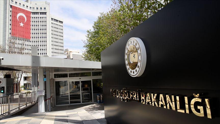 Türkiye, Irak'taki Taci Üssü'ne yönelik saldırıyı kınadı