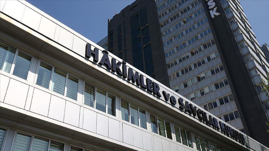 HSK, mahkeme ve savcılıklara 'yeni tip koronavirüs'e ilişkin yazı gönderdi