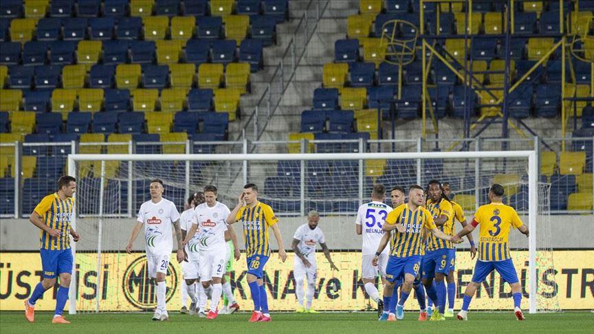 MKE Ankaragücü, Çaykur Rizespor'u mağlup etti!