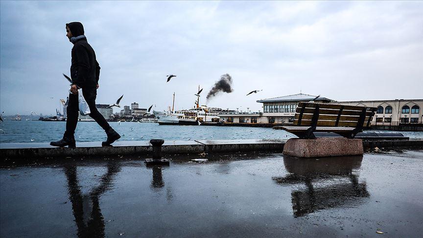 Yarın yağış beklenen İstanbul'da sıcaklıklar da düşecek!