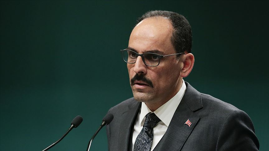Cumhurbaşkanlığı Sözcüsü Kalın'dan umreden dönenlerle ilgili karantina açıklaması