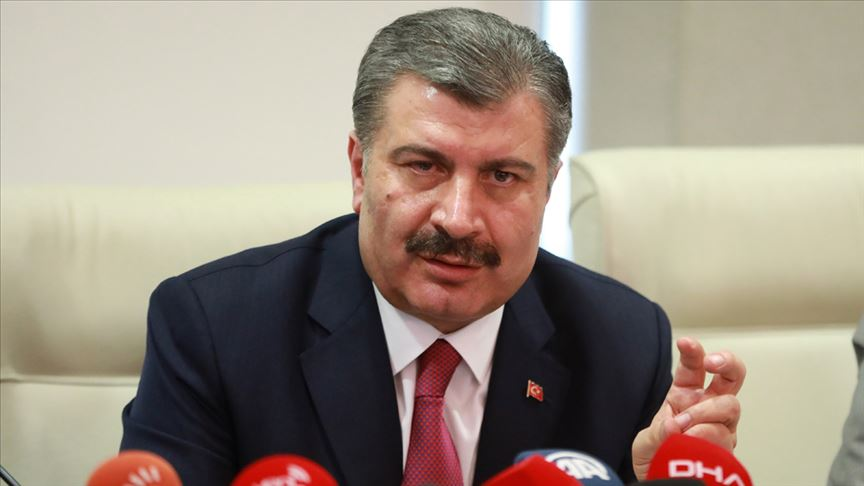 Sağlık Bakanı Fahrettin Koca açıkladı! Toplam vaka sayımız 18