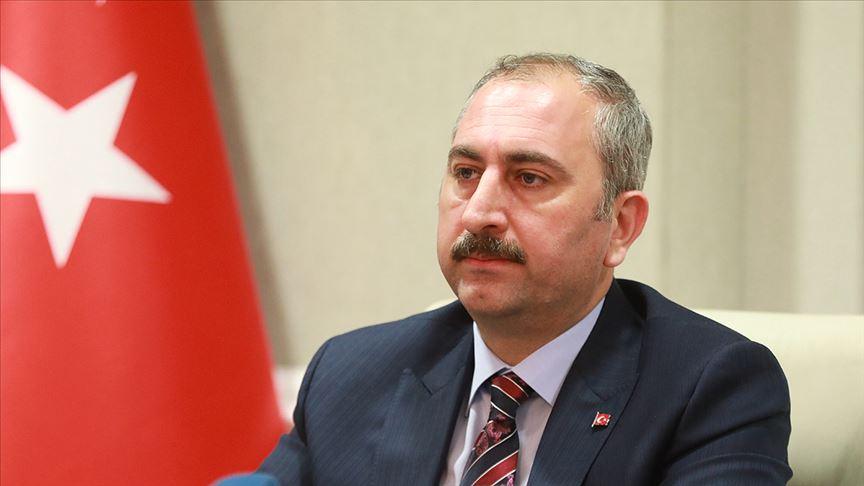 Adalet Bakanı Gül: 60 yaş üstü hakim ve savcılar idari izinli sayılacak