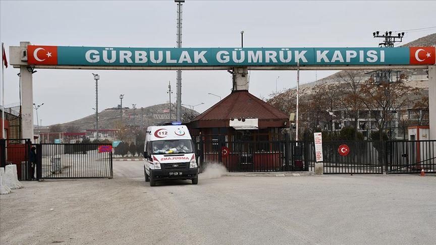 Ağrı'daki roketli saldırıda yaralanan gümrük personeli şehit oldu!