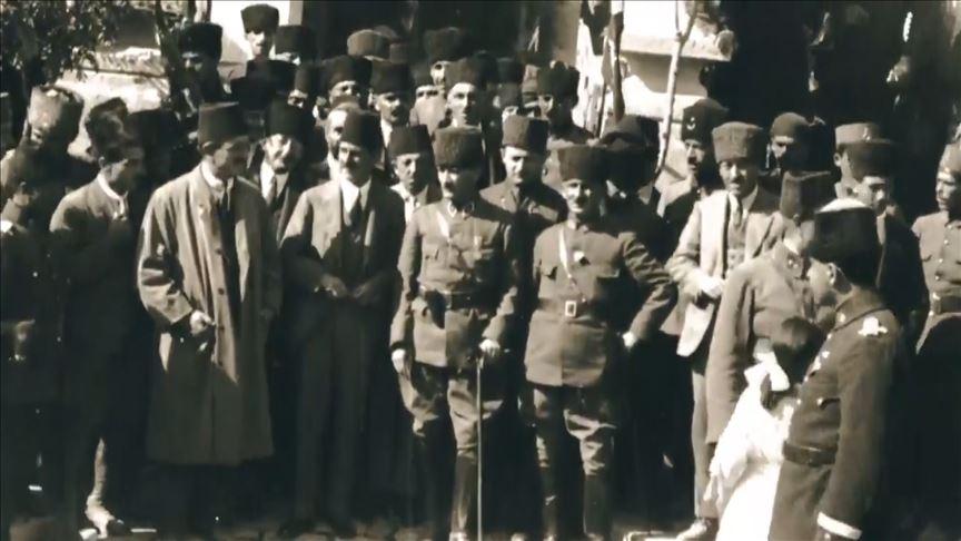 MSB 'Çanakkale Zaferi' dolayısıyla arşiv görüntülerinden video hazırladı