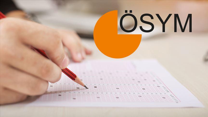 ÖSYM tam 9 sınavın tarihini güncelledi!