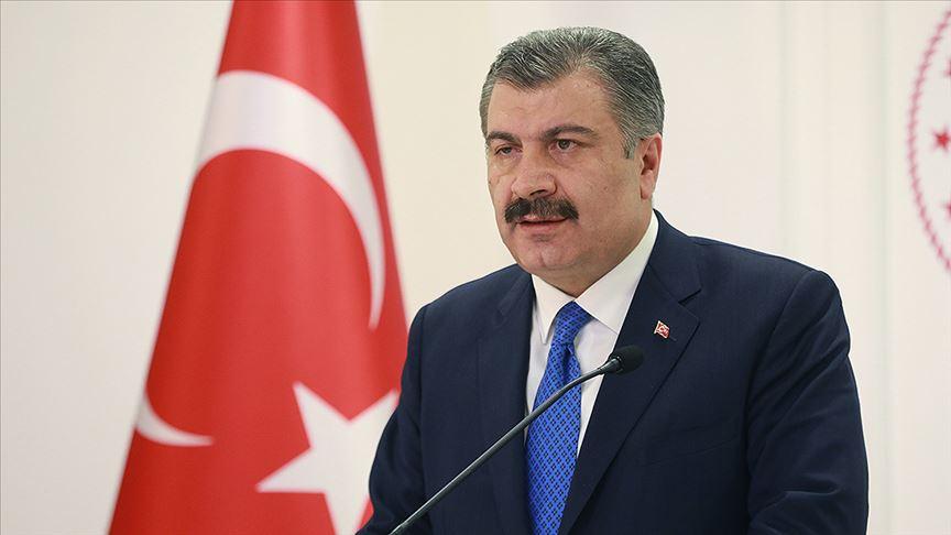Bakan Koca: Türkiye'de koronavirüsten ölenlerin sayısı 3'e yükseldi