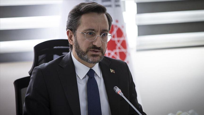 İletişim Başkanı Altun'dan videolu koronavirüs önlemleri mesajı