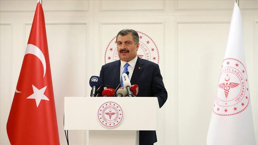 Türkiye'de koronovirüsten ölenlerin sayısı 9'a yükseldi