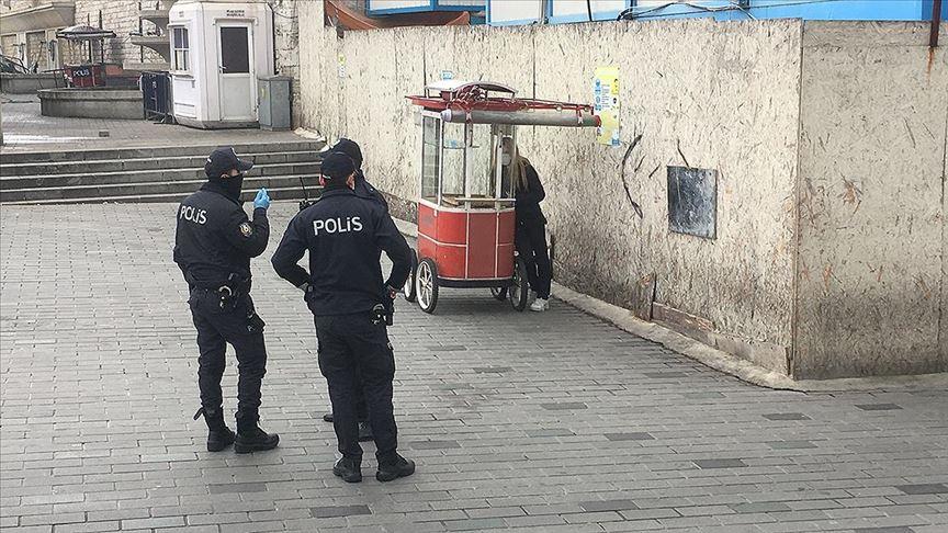 İstanbul'da hastaneden kaçan kadın polisi harekete geçirdi