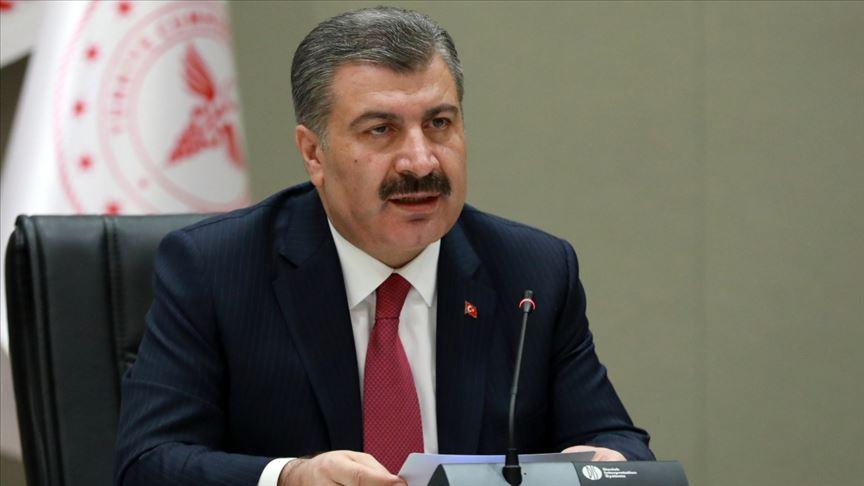 Sağlık Bakanı Koca, koronavirüsten 7 kişinin daha hayatını kaybettiğini açıkladı!