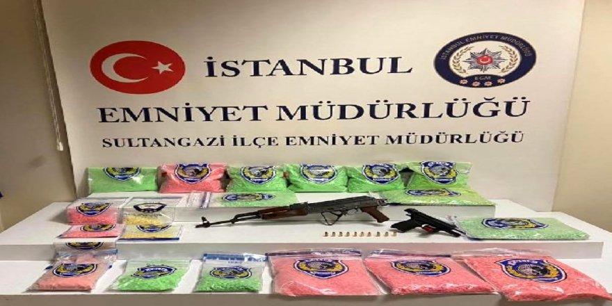 """İstanbul'da Uyuşturucu Operasyonu"""