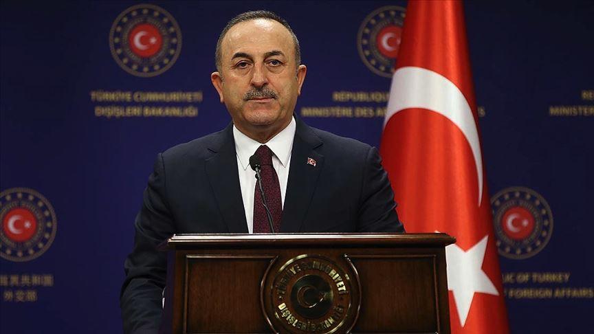 Çavuşoğlu: Dün akşam itibarıyla 2 bin 721 Türk öğrenci yurda getirildi