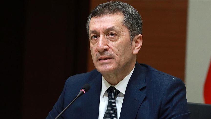 Milli Eğitim Bakanı Selçuk: Uzaktan eğitim 30 Nisan'a kadar devam edecek