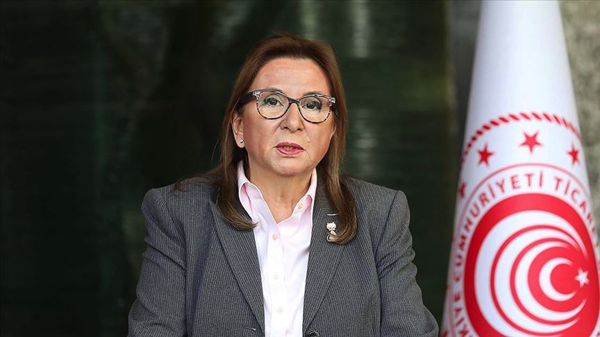 Ticaret Bakanı Pekcan: Solunum cihazlarının ihracatı ön izne bağlandı