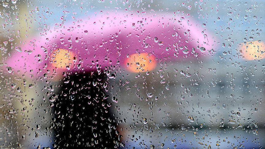 Türkiye serin ve yağışlı havanın etkisine giriyor...