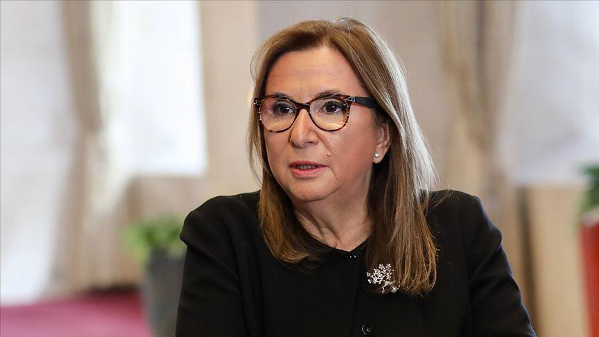Ticaret Bakanı Pekcan: Bakü-Tiflis-Kars demir yolu 2 bin 500 ton kapasiteyle ticaretin hizmetinde