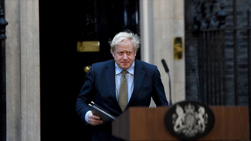 İngiltere Başbakanı Johnson koronavirüse yakalandı!