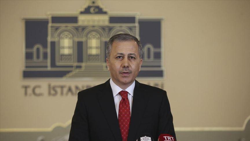 İstanbul Valisi Yerlikaya'dan şehirler arası yolculuk açıklaması