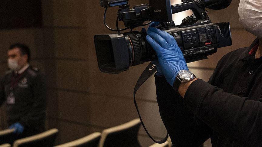 İletişim Başkanlığı gazeteciler için Kovid-19'a karşı dikkat edilmesi gerekenler rehberi hazırladı