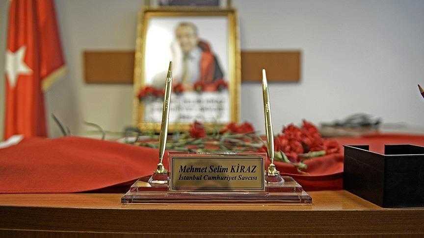Cumhuriyet Savcısı Mehmet Selim Kiraz'ın şehit edilişinin 5. yılı