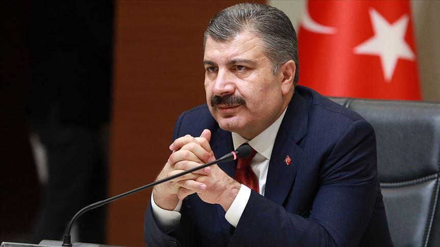 Sağlık Bakanı Koca: 63 kişi daha hayatını kaybetti!