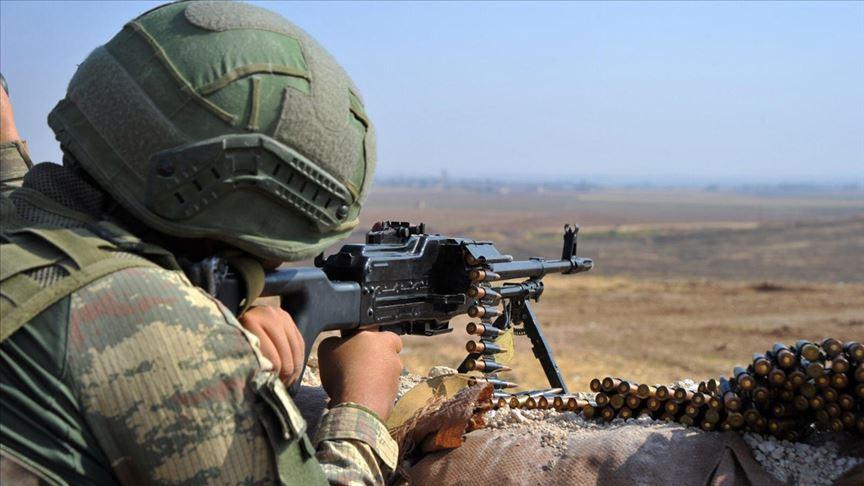 MSB: 10 PKK/YPG'li terörist etkisiz hale getirildi!
