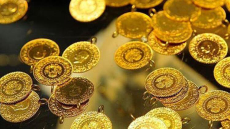 Gram altın 347 lira seviyelerinde..