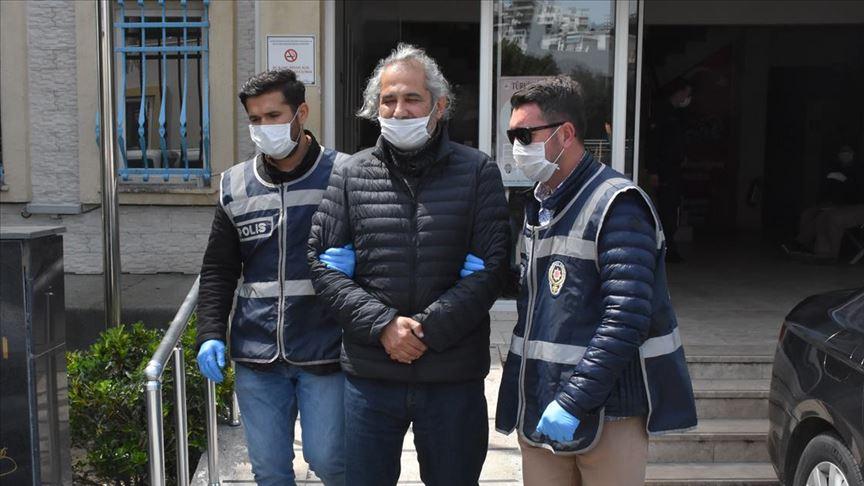 Hakan Aygün Bodrum'da gözaltına alındı!