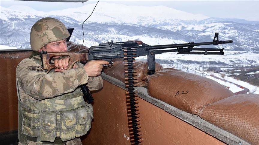 Mart ayında düzenlenen operasyonlarda 89 terörist etkisiz hale getirildi