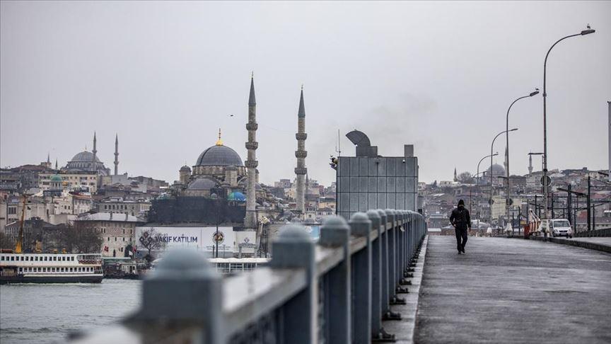İstanbul'da sokağa çıkma oranı düştü!
