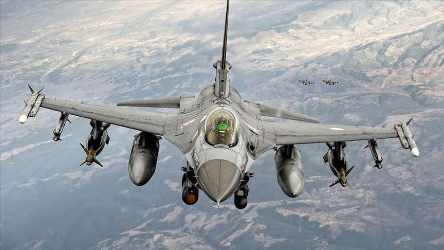 MSB: Irak'ın kuzeyinde 5 terörist etkisiz hale getirildi