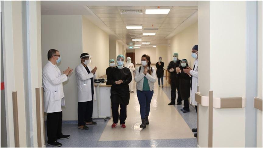 Türkiye'de Kovid-19'dan iyileşen hasta sayısı 1326'ya ulaştı!