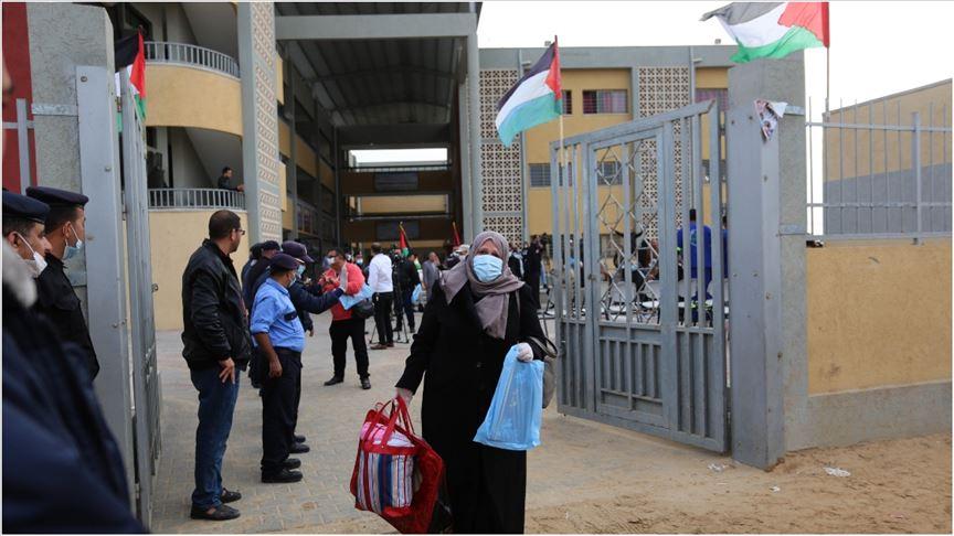 Gazze'de koronavirüs endişesi artıyor