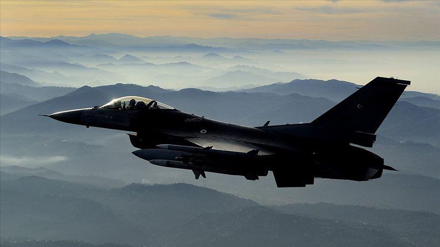 Irak'ın kuzeyinde 2 PKK'lı terörist hava harekatıyla etkisiz hale getirildi