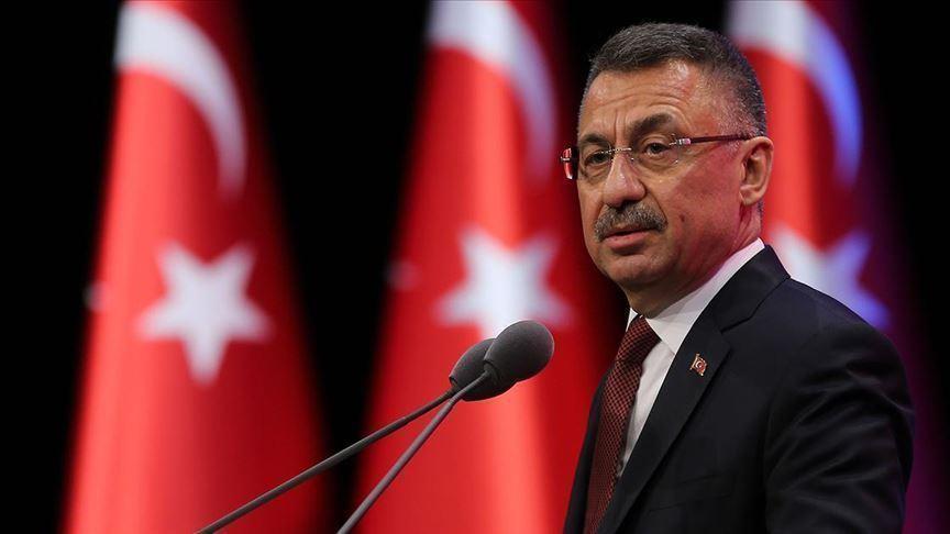 Cumhurbaşkanı Yardımcısı Oktay: Alçaklığına devam eden örgüte cevabı misliyle verilecek