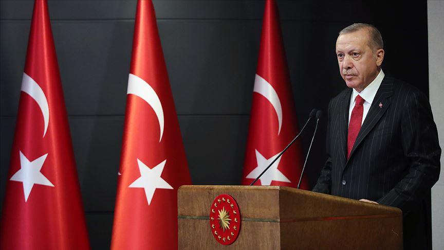 Cumhurbaşkanı Erdoğan: Hiçbir virüs, hiçbir salgın Türkiye'den güçlü değildir
