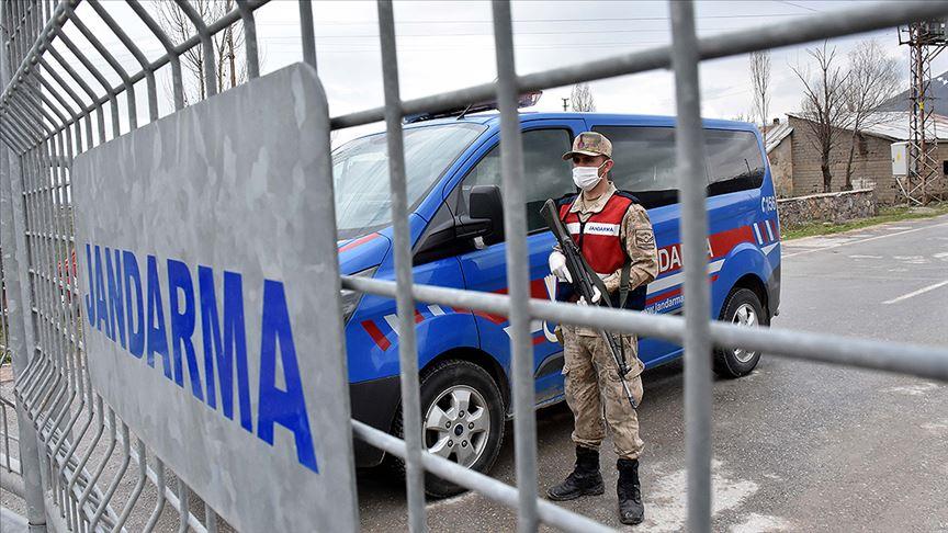 5 ildeki 6 yerleşim yerinde karantina uygulaması sona erdirildi