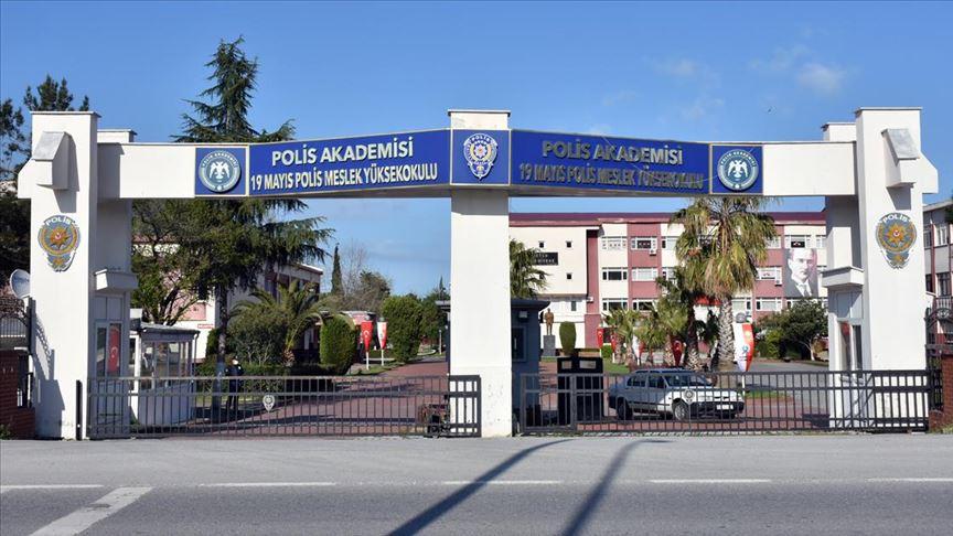 Polis okulunun 'Fethi Sekin' gururu