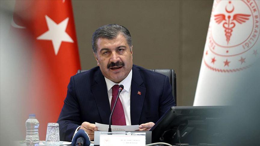 Sağlık Bakanı Koca: Son 24 saatte vefat sayısı 98 oldu!